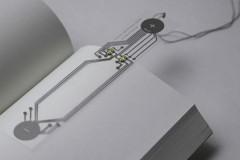 Illuminated bookmark发光电路板书签