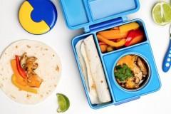 OmieBox Bento 儿童用防漏分格午餐饭盒