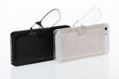 可以放在iPhone手机壳中的超薄可折叠眼镜架ThinOPTICS