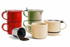 桩树人家FORLIFE 创意茶壶茶杯套装