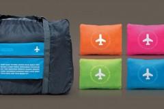 大容量可折叠收纳手提旅行袋