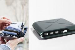 防护射频识别RFID的OGON密码安全钱包CODE WALLET