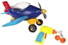 比乐B.Toys 组装玩具飞机/潜水艇/翻斗车/赛车