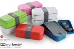 Monbento双层饭盒