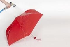 不会湿的雨伞:unnurella伞
