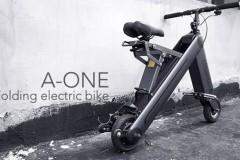 FTN卡西威尔Coswheel A1折叠电动自行车