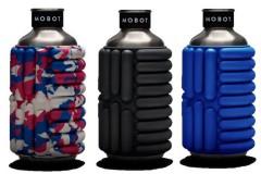MOBOT运动按摩健身滚筒水瓶