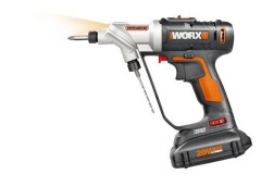 威克士WORX 充电式电钻