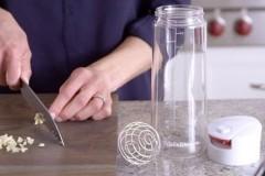 美国惠食乐Whiskware手摇酱料搅拌瓶