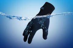 戴适DexShell TouchFit户外运动排汗透气防水手套