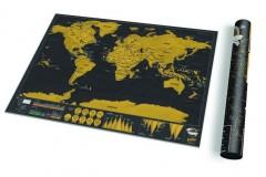 Luckies of London 刮刮世界地图