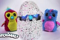 哈驰魔法蛋Hatchimals互动神奇孵化蛋玩具