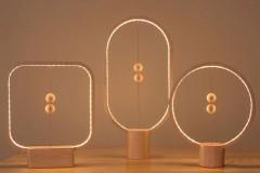 Heng衡LED创意台灯