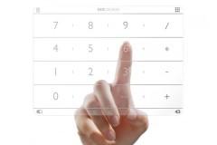 拉酷Nums苹果MacBook触摸板超薄智能数字键盘