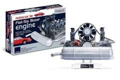 保时捷Porsche 911 6缸水平放置发动机拼装模型