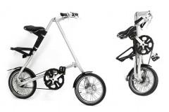 速立达STRiDA折叠自行车