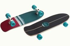 SwellTech Surfskate陆地冲浪滑板