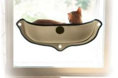 K&H 宠物猫吸盘式玻璃窗猫窝