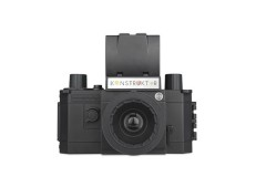 自己组装DIY 35mm LOMO相机套件Konstruktor F