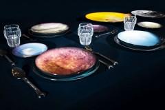 Seletti Cosmic星球餐盘