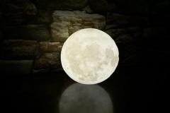 3D LED月球灯