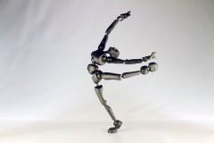 Stickybones 动画木偶模型摆件