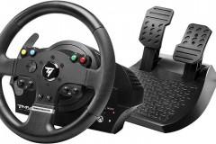 图马思特Thrustmaster力反馈赛车游戏方向盘