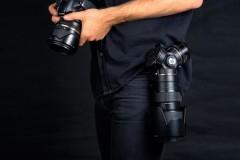 Frii  Trilens单反相机镜头转接收纳器