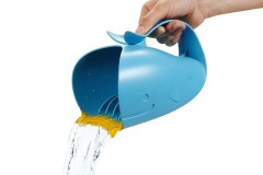 Skip Hop Moby婴幼儿戏水鲸鱼瀑布淋浴水瓢