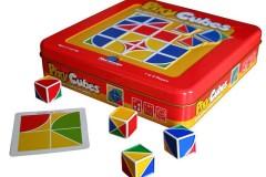 Blue Orange儿童立体方块记忆拼图桌游Pixy Cubes