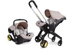 Doona婴儿汽车安全座椅/提篮/推车三合一