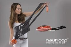 Nautiloop 飞碟环保购物袋