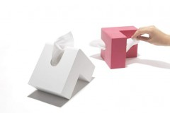 +D Folio L型纸抽盒