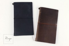 MIDORI手账TRAVELER's Notebook旅行者牛皮笔记本封套