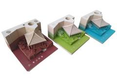 京都清水寺立体模型便签纸便利贴