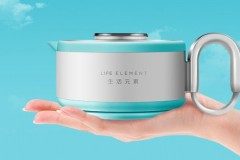 生活元素LIFE ELEMENT I4便携可折叠电热水壶