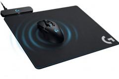 罗技Logitech G PowerPlay无线充电鼠标垫
