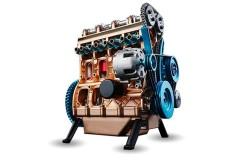 土星文化汽车发动机机械组装模型