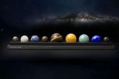 Deskspace办公桌太阳系九大行星摆件