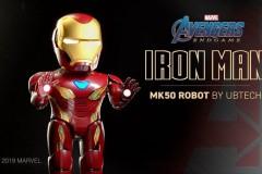 优必选Ubtech漫威钢铁侠Iron Man机器人