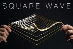SQUARE WAVE魔幻方波旋转玩具