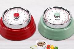 Plazotta磁贴厨房机械计时器