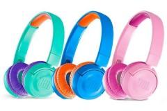 JBL JR 300BT儿童头戴式蓝牙耳机
