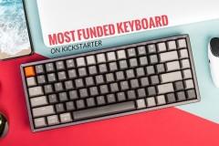 Keychron K2迷你蓝牙紧凑型机械键盘