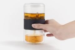 哲品Zenz派杯便携旅行茶具