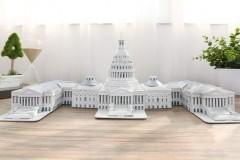 乐立方CubicFun世界地标建筑模型立体拼图