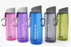 生命水壶LifeStraw GO二代随身净化水杯