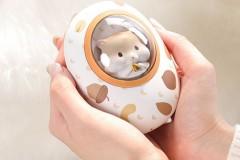黄油猫工作室B.CAT仓鼠太空舱暖手宝