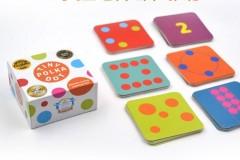 数学启蒙儿童桌游Tiny Polka Dot