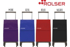 Rolser可折叠拉杆购物车